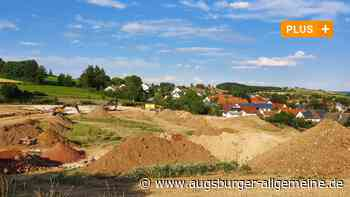 Ederheim: Baugebiet in Ederheim nimmt Form an - Augsburger Allgemeine