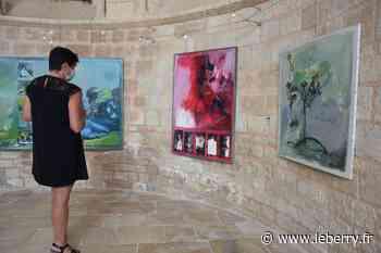 Sept expositions à voir en ce moment dans le secteur de Vierzon - Le Berry Républicain