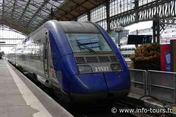 Dès lundi, des travaux sur la ligne SNCF Tours-Vierzon - Info-tours.fr