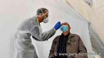À Vernon, le dépistage du Covid-19 se poursuit à l'hôpital tout l'été - Paris-Normandie