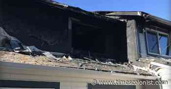 Family out of home after fire at Port Alberni townhouse - Times Colonist