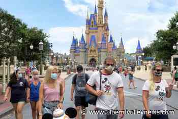 Workers praise Disney virus safety, but will visitors come? - Alberni Valley News