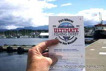 Special 2020 Ultimate Fishing Derby tickets on sale – Port Alberni Valley News - Alberni Valley News