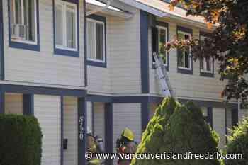 Fire damages unit in Port Alberni townhouse complex – Vancouver Island Free Daily - vancouverislandfreedaily.com