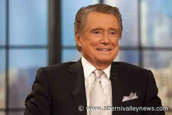 Report: Television personality Regis Philbin dies at 88 - Alberni Valley News