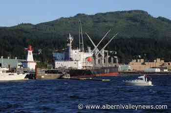 Port Alberni Port Authority says foreign vessels are following COVID-19 regulations - Alberni Valley News