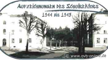 Notizen eines Kolbermoorer Rektors: Der Schulgarten wird instand gesetzt - Oberbayerisches Volksblatt