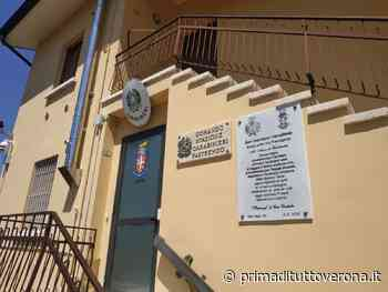 Carica di Pastrengo, inaugurata stamattina un'epigrafe marmorea che ricorda l'impresa - Prima Verona