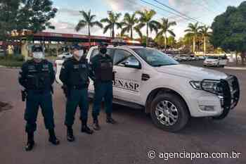 Ação ostensiva da PM reduz criminalidade em Paragominas - Para
