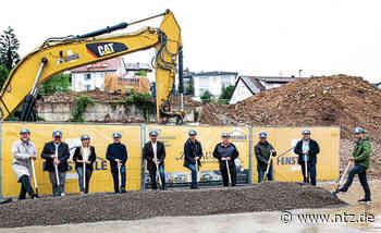 Spatenstich für 31 Wohnungen in Neckartailfingen - Nürtinger Zeitung