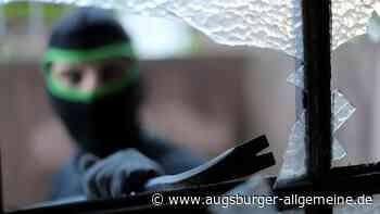 Einbruch in Kissing: Polizei sucht nach Zeugen - Augsburger Allgemeine