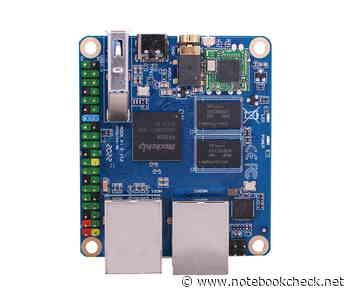 Rock Pi E: A compact Raspberry Pi alternative with dual Ethernet ports - Notebookcheck.net