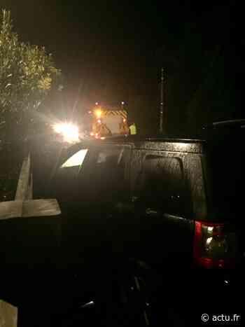 Loire-Atlantique : un véhicule s'encastre chez eux, une famille de Blain en colère contre la mairie - actu.fr
