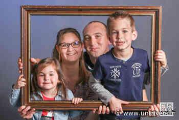 Semaine shooting photo en famille au studio CLIC16 Studio photo CLIC16 Angouleme - Unidivers