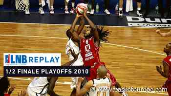 Replay by TCL : Revoir Gravelines - Cholet, 1/2 finale des Playoffs 2010 - BasketEurope.com