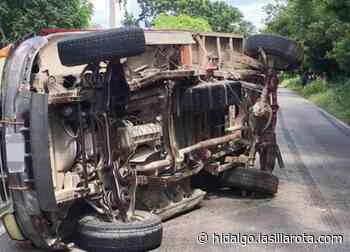 Deja un muerto accidente en la Mixquiahuala-Tlahuelilpan - La Silla Rota