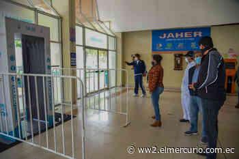 Se reactivan buses a Sígsig y Azogues - El Mercurio (Ecuador)