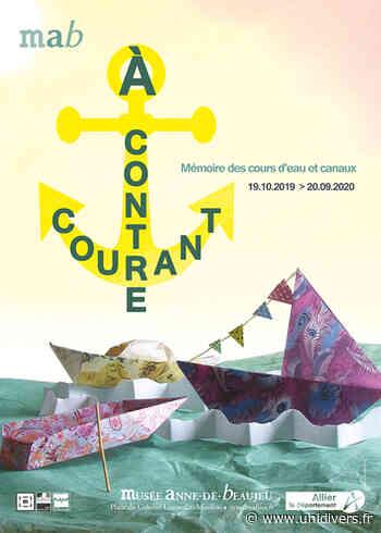 À contre-courant Musée Anne-de-Beaujeu et maison Mantin samedi 19 septembre 2020 - Unidivers