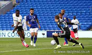 Cardiff 0-2 Fulham: Josh Onamah and Neeskens Kebano give Scott Parker's side the advantage