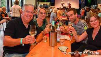 Winzer und Besucher sind dankbar für Alternativ-Veranstaltung im Dietzenbacher Capitol - op-online.de