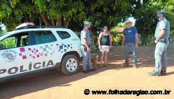 Prefeitura de Buritama e Polícia Militar implantam serviço de Patrulha Rural - Folha da Região