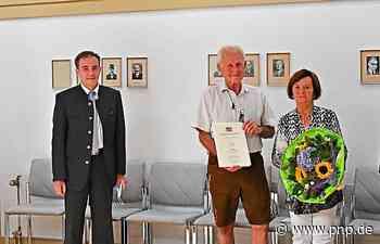 25 Jahre Dienst geleistet - Simbach - Passauer Neue Presse