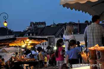 Marché à la belle étoile d'Amboise mardi 28 juillet 2020 - Unidivers
