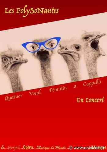 Concert vocal Eglise Saint-Ouen d'Attez dimanche 20 septembre 2020 - Unidivers