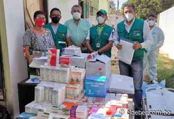 Brigadas médicas de la Gobernación llegaron hasta San Matías - EL DEBER