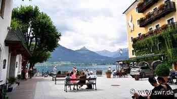 Österreich: Inzwischen 53-Corona-Infizierte in Sankt Wolfgang - SWR