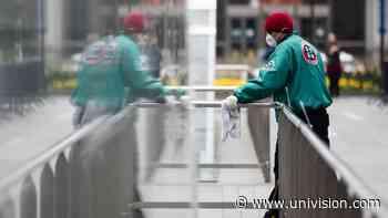 Pensilvania registra más de 6 mil casos de coronavirus en la última semana, los contagios superan los 108,000 desde el inicio de la pandemia - Univision