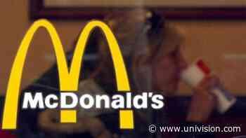 McDonald's exigirá el uso de mascarilla en sus 497 restaurantes en Pensilvania - Univision