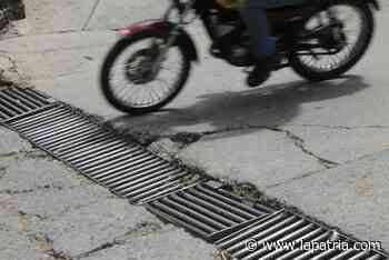 En Pensilvania rejas en el piso son peligrosas - La Patria.com