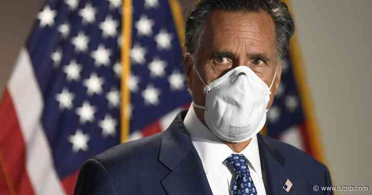 Besides fighting COVID-19, Mitt Romney wants aid package to reform Social Security and Medicare