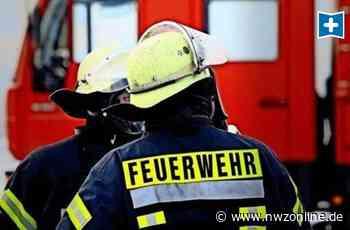 Lauter Knall Schreckt Anwohner Auf: Feuerwehr Varel löscht brennenden Lkw-Reifen auf B 437 - Nordwest-Zeitung
