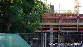 Wohnungsbau in der Ex-Puma rückt an Bäume ran - Nordbayern.de