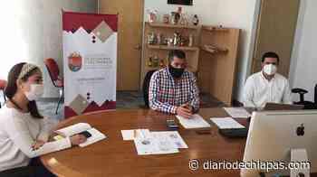 Se reúne Yamil Melgar con sector empresarial - Diario de Chiapas