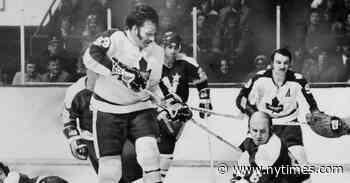 Eddie Shack, Feisty Wing for Powerful Maple Leafs, Dies at 83
