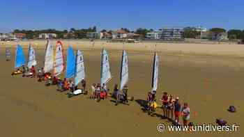 ESCAPADE OCEANE Centre Louis Gaston Roussilat samedi 18 juillet 2020 - Unidivers