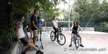 Les riverains du skatepark de Vence ne supportent plus les nuisances sonores - Nice-Matin