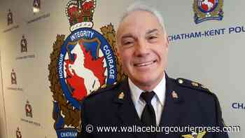 Chatham-Kent police chief supports call for some drug decriminalization - Wallaceburg Courier Press