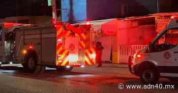 Joven muere tras el incendio de su vivienda en Zapopan, Jalisco - ADN 40