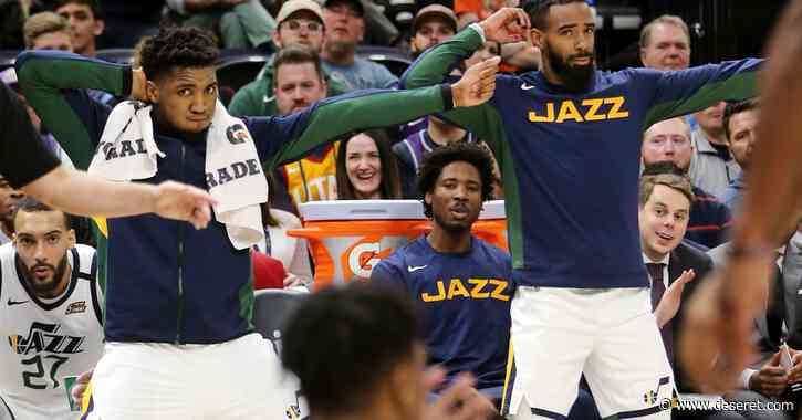 3 keys in the Utah Jazz's 112-107 scrimmage win over the Brooklyn Nets