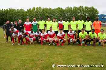 Football. Le FC Rouen s'offre, avec la manière, Oissel - Le Courrier Cauchois