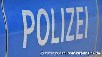 Raser überschlägt sich am Bahnübergang in Aichach-Sulzbach - Augsburger Allgemeine
