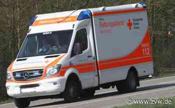 Schwerverletzt ins Krankenhaus: Motorradfahrer gerät bei Sulzbach auf die Gegenfahrbahn - Zeitungsverlag Waiblingen