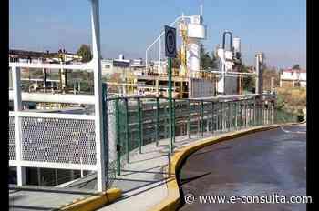Agua de Puebla da mantenimiento a Planta Potabilizadora de San Felipe - e-consulta