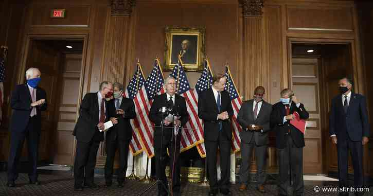 White House, Democrats talking, but at odds on virus aid