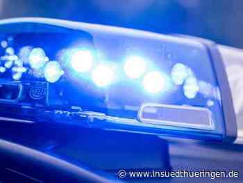 Betrunkener zieht sich vor Polizisten in Meiningen aus - inSüdthüringen