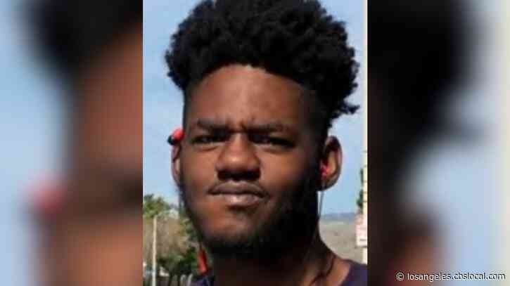 Missing 19-Year-Old Lord McLaughlin Last Seen In Palmdale